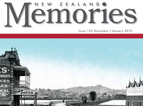 Newspaper history by Fraser Books Publishing featured in Memories magazine